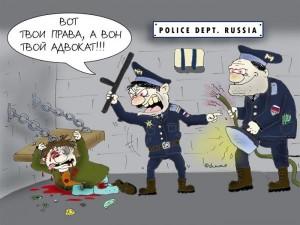 проблемы в полиции, беззаконие в полиции